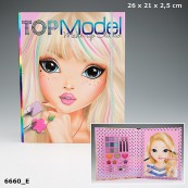 TOP MODEL ZESTAW KREATYWNY MAKE UP