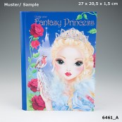 TOP MODEL 6461 ZESTAW KREATYWNY PRINCESS