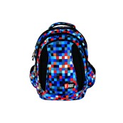 Plecak szk BP-04 Pixelmania Blue Stright
