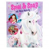 Top Model 10128 Miss Melody Activity Book