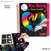 Top Mod 10105 Zestaw kreatywny magic Scratch Miss