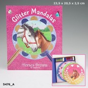 Top Mod 5476 zestaw Mandala Horses Dream