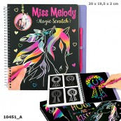 Top Mod 10451 Zestaw kreatywny magic Scratch Miss