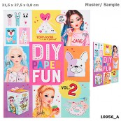 Top Model 10956 Zestaw kreatywny Diy Paper Fun