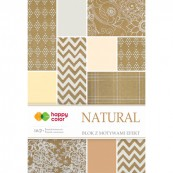 BLOK EFFECT NATURAL HappyColor 2029-NA