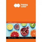 BLOK DO AKRYLU 360G. A4/10 HappyColor