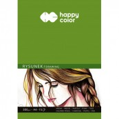 BLOK DO RYSUNKU ART 300G A4/15ARK HappyColor