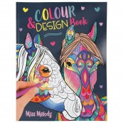 Top Model 11648 Miss Melody Colour Design Book